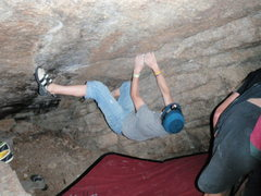 ironclide bouldering
