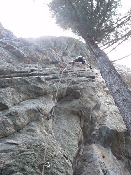 Rock Climbing Photo: Really fun moves....