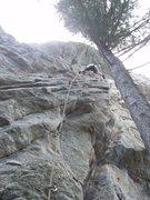 Rock Climbing Photo: Really fun moves....