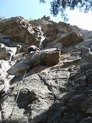 Rock Climbing Photo: T & F.
