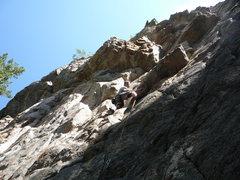 Rock Climbing Photo: Fried fun.