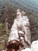 Rock Climbing Photo: Dads Bald Spot 008.jpg