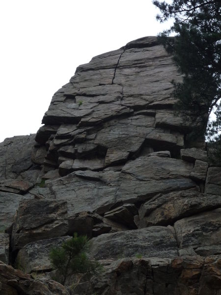 Nightworm Pinnacle.  The handcrack is obvious.