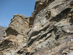 Rock Climbing Photo: Potential stuff left of Sweet Tides!?