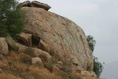 Rock Climbing Photo: Joe Browns Helmet. Some excellent moderate OTD bou...