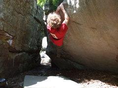 Rock Climbing Photo: Swirls