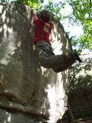 Rock Climbing Photo: genesis