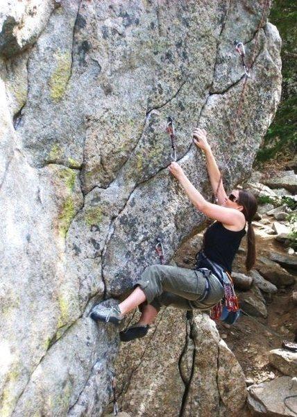 Rock Climbing Photo: Brooke Munson.