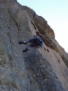 Rock Climbing Photo: steep wall