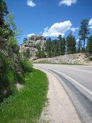 Rock Climbing Photo: All roads lead to fun.
