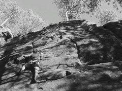 Rock Climbing Photo: August 2007
