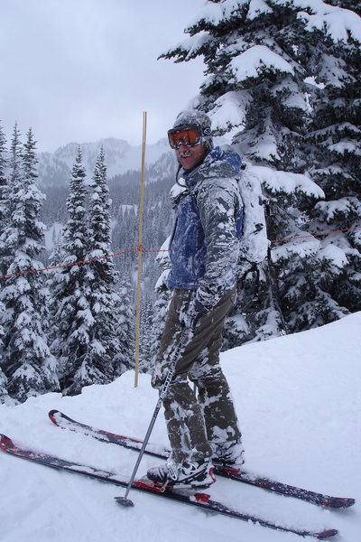 Rock Climbing Photo: Crystal Snow