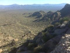 Rock Climbing Photo: North - East atop Mcdowell Ridge