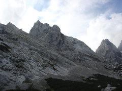Rock Climbing Photo: Shartenspitz.