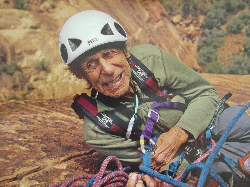 Rock Climbing Photo: Still Kickin'(ass that is).