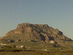 Rock Climbing Photo: Picketpost Mountain