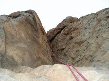 Rock Climbing Photo: Turkey Shute- 6/20/2009