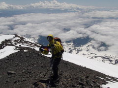 Rock Climbing Photo: The june 2009 colorado team. Thanks again Ryan and...