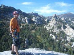 Rock Climbing Photo: Lost Arrow Spire, City of Rocks Fall 2008
