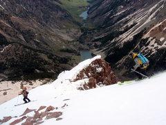 Rock Climbing Photo: Icy