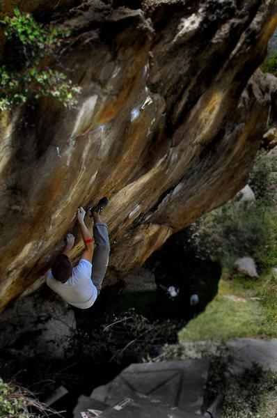 "Rock Climbing Photo: ""Wisdom Wall"" current projects.  Three S..."