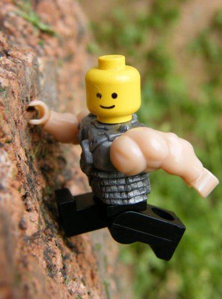 Rock Climbing Photo: LC