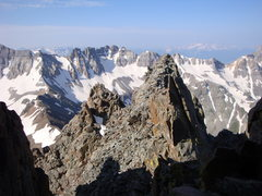 Rock Climbing Photo: Ridgeline.