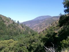 Rock Climbing Photo: View from the Trabuco/Horsethief trail