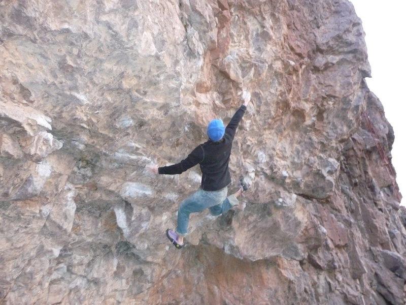 Rock Climbing Photo: unknown