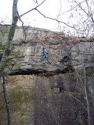 Rock Climbing Photo: 5.10d
