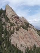 Rock Climbing Photo: Duck, duck, G....