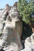Rock Climbing Photo: Crusade and Jihad Topos