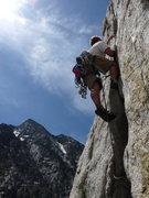 Rock Climbing Photo: Satan's Corner