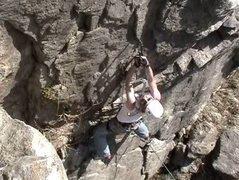 Rock Climbing Photo: Master Of Puppets Boulder Canyon