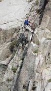 Rock Climbing Photo: Trundling