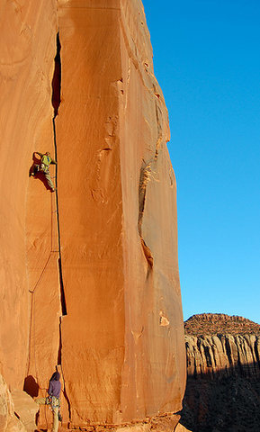 Rock Climbing Photo: Where's Caruthers, Scarface, Indian Creek  Photogr...