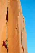 Rock Climbing Photo: Where's Caruthers, Scarface, Indian Creek