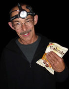 Rock Climbing Photo: I was a little hungry, and the chips sounded about...