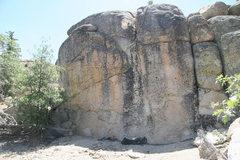 Rock Climbing Photo: McGuffy Wall