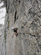 Rock Climbing Photo: If you're not smiling by this point on ATO, maybe ...