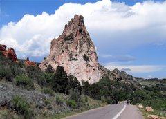 Rock Climbing Photo: A little higher resolution pic of Kindergarten Roc...