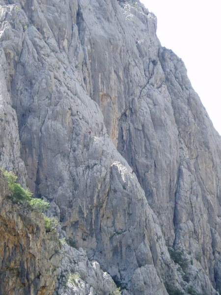 Rock Climbing Photo: Paklenica