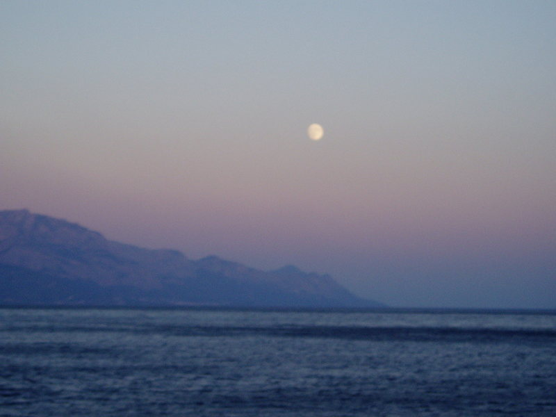 Rock Climbing Photo: Adriatic Sea