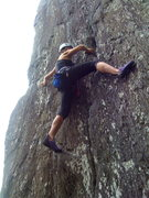 Rock Climbing Photo: Potomoc River