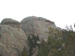 Rock Climbing Photo: Sandinista.