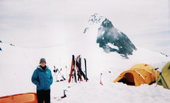 Rock Climbing Photo: base camp I
