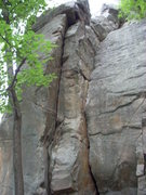 Rock Climbing Photo: Another look of Everleigh Club and ABC. Seven Seas...