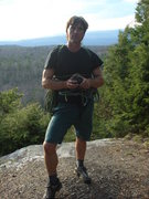 Rock Climbing Photo: minnewaska state park....lost, looking for Millbro...