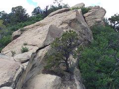 Rock Climbing Photo: Valalpin's Formations....