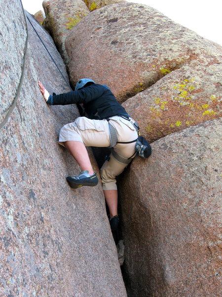 Rock Climbing Photo: Day 1